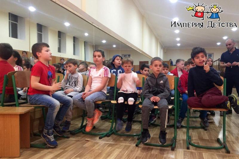 """Весенняя смена 2017 """"Новые краски"""""""