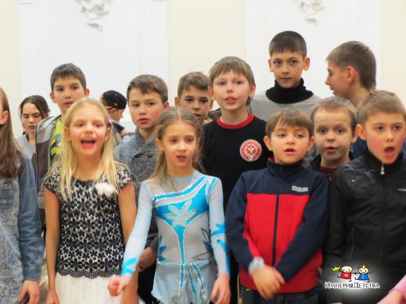 """Зимняя смена 2016 """"ВРЕМЯ ЧУДЕС"""""""